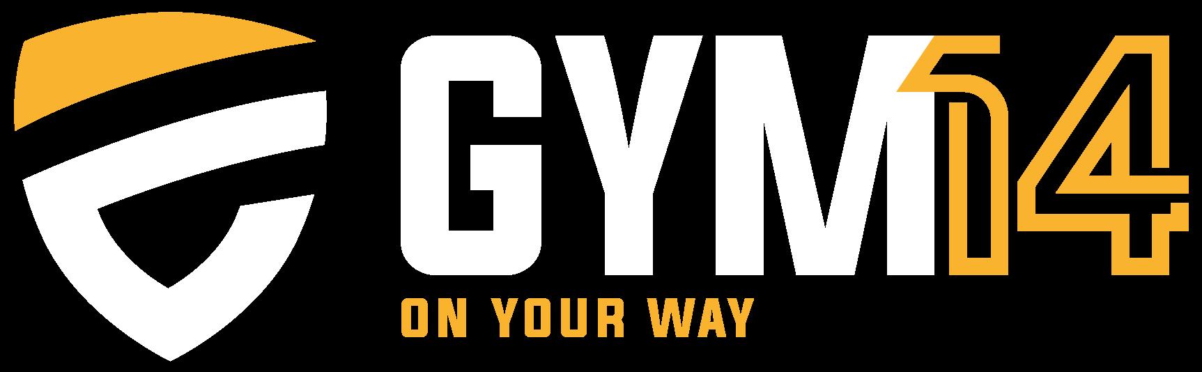 website logo wit gym14