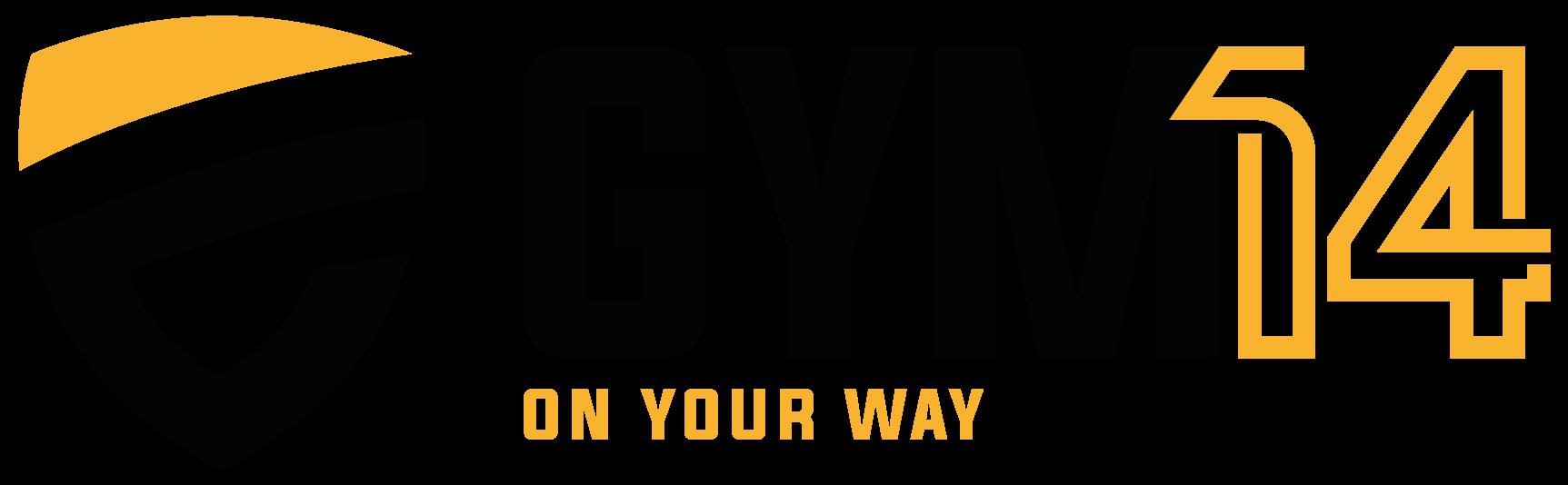 website logo zwart GYM14