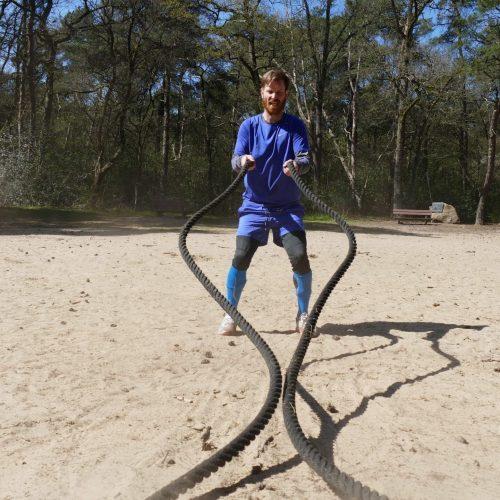 touw oefening kracht gym14