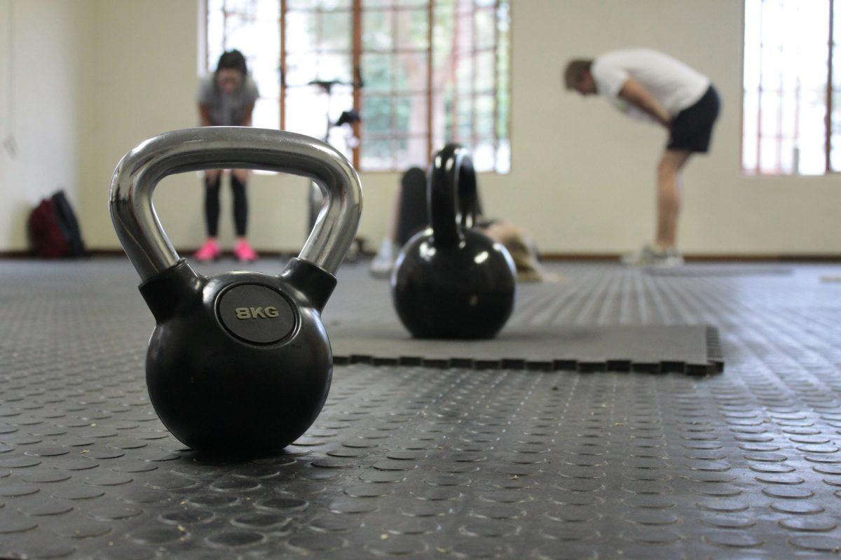 gym 14 kettle bell